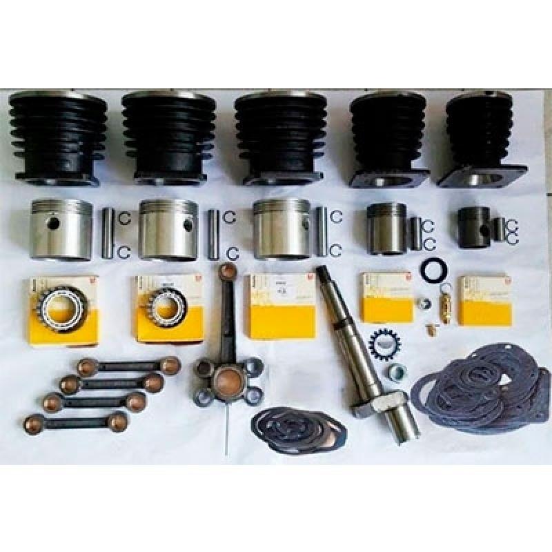 Compressor Industrial Parafuso Mendonça - Compressor Alternativo Industrial