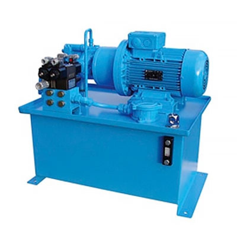 Empresa de Manutenção de Unidade Hidráulica 24v Sertãozinho - Manutenção de Unidade Hidráulicas Tipo Compactas