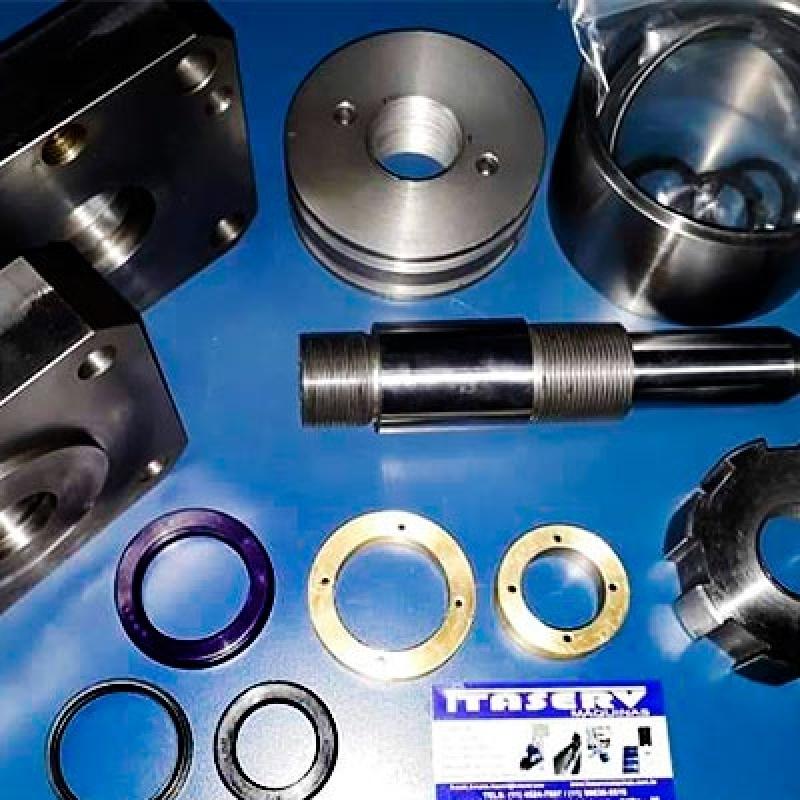 Manutenção de Unidade Hidráulicas para Prensas Cajati - Mini Manutenção de Unidade Hidráulica