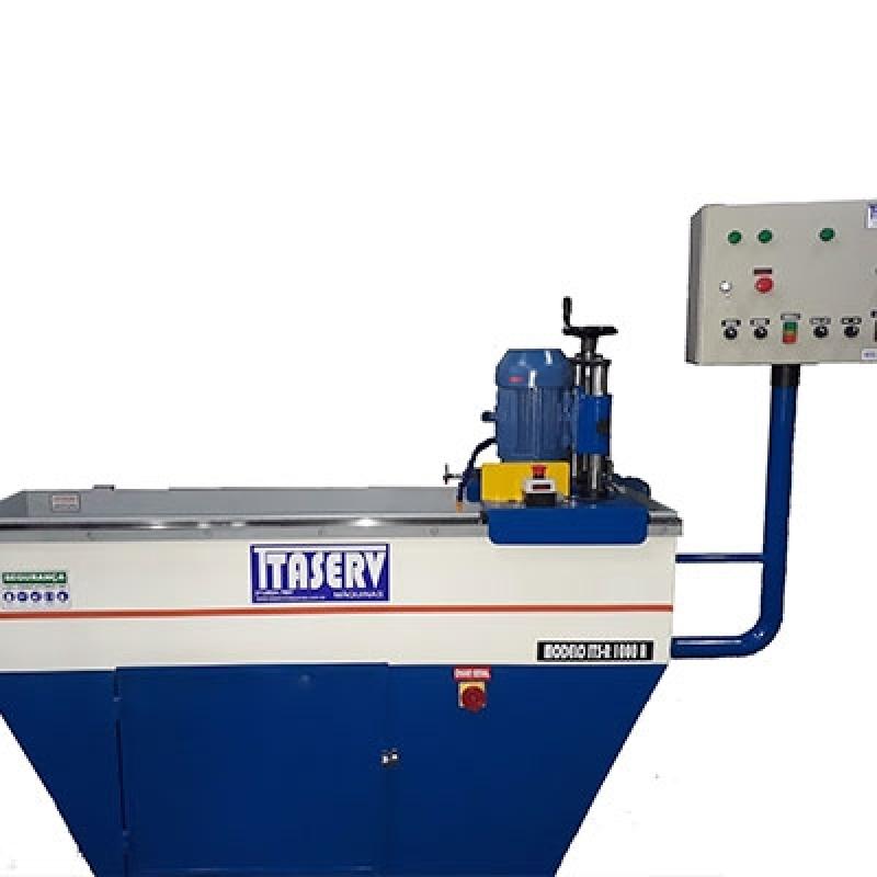 Máquinas de Afiar Facas de Plaina Tanquinho - Máquina de Afiar Faca Industrial