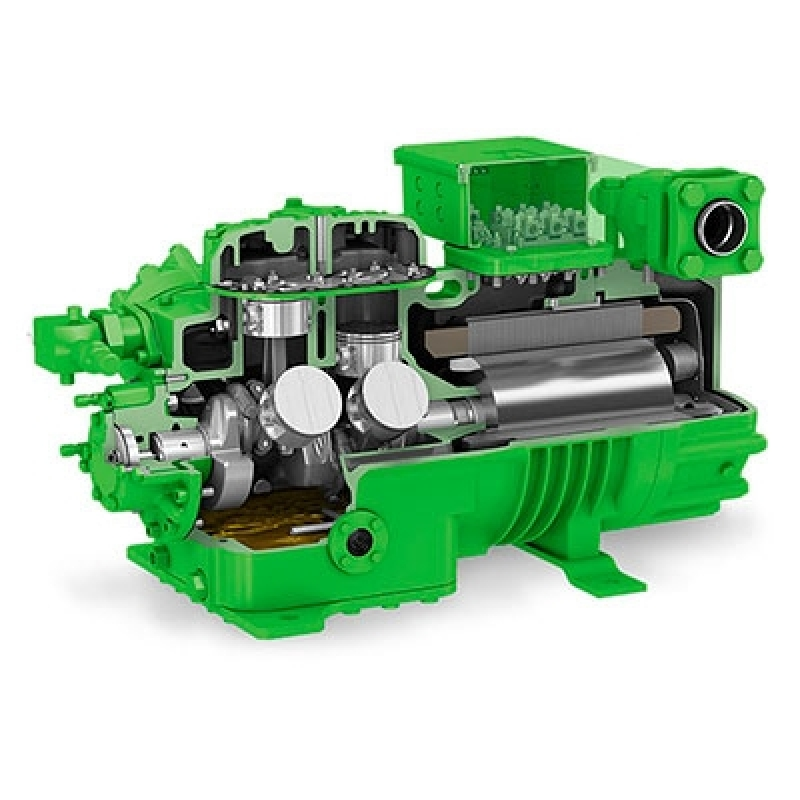 Orçar Compressor Industrial Silencioso Teodoro Sampaio - Compressor de Frio Industrial