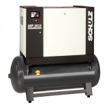 cotar compressor de ar elétrico industrial Murundu