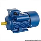motor elétrico de aglutinador