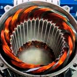 motor elétrico empilhadeira