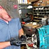 reforma de motor elétrico pequeno