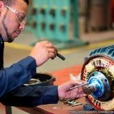 serviço de reforma de motor eletrico de aglutinador Caierias